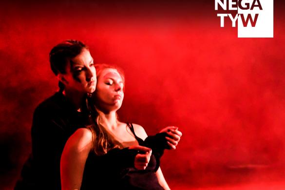 """Zdjęcie Grupa teatralna """"Teatr Negatyw"""""""