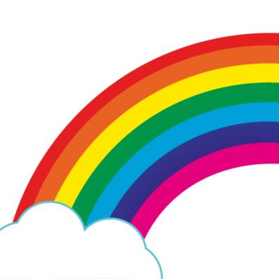 zesp u00f3 u0142 piosenki dzieci u0119cej  quot t u0119cza quot  centrum kultury i rainbow clipart pictures rainbow clipart images black and white