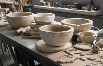 Relacja Otwarcie nowej pracowni ceramicznej