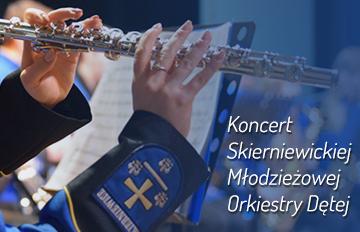 Relacja Koncert Skierniewickiej Młodzieżowej Orkiestry Dętej