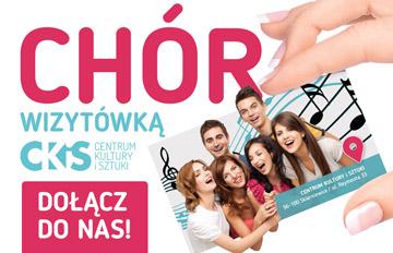 Zdjęcie Nabór do chóru rozrywkowego CKiS do końca kwietnia!
