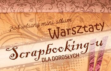 Zdjęcie WARSZTATY SCRAPBOOKING-u II