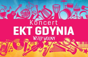 Relacja Koncert EKT Gdynia |Scena plenerowa CKiS 2016