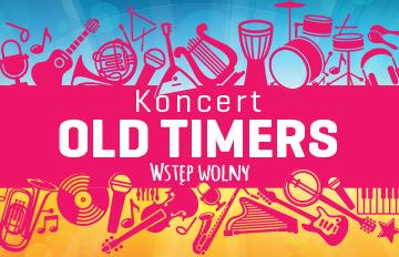 Relacja Koncert Old Timers |Scena plenerowa CKiS