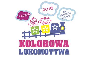 Relacja Kolorowa lokomotywa -spotkania iwarsztaty dla dzieci -edycja sierpniowa