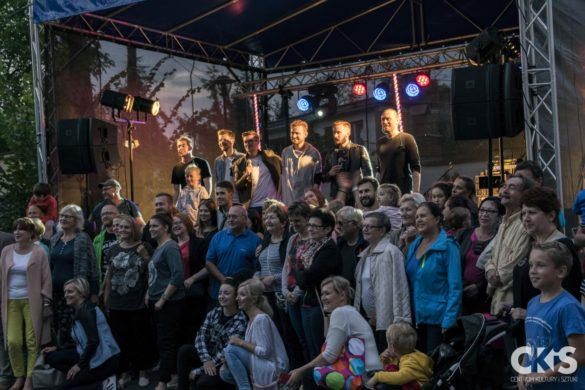 Relacja Koncert Goose Bumps |Scena plenerowa CKiS