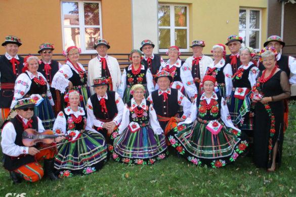 "Relacja Festiwal ""BARWY FOLKLORU"" wZambrowie"