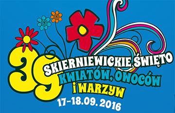 Relacja Występy artystyczne na Święto Kwiatów, Owoców iWarzyw 2016