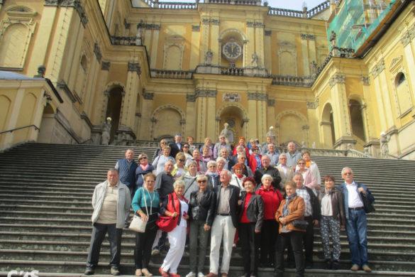 Relacja Wycieczka Klubu Ustronie: Kudowa Zdrój, Wiedeń, Praga, Skalne Miasto, Wrocław