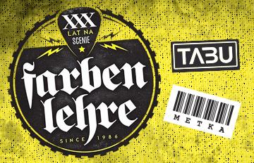 Zdjęcie Koncert Farben Lehre +TABU +METKA
