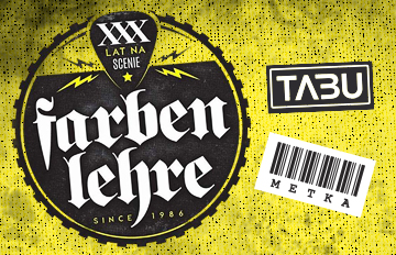 Relacja Koncert Farben Lehre +Tabu +Metka