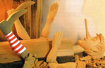 """Zdjęcie Spektakl dla dzieci """"Pinokio"""" -godz. 9.30"""