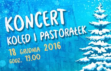 Relacja Koncert świąteczny