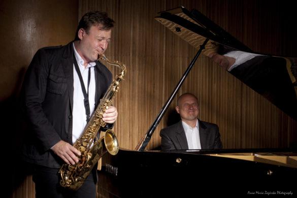 Relacja Klub jazzowy Swing: M&M Duo