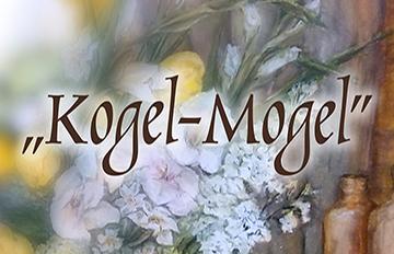 """Zdjęcie Wystawa """"Kogel-mogel"""" Anny Lipińskiej"""
