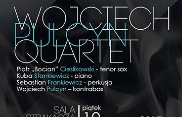 Relacja Klub jazzowy Swing: Wojciech Pulcyn Quartet