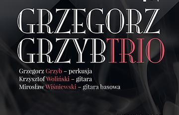 Zdjęcie Klub Jazzowy Swing: Grzegorz Grzyb Trio