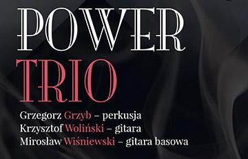 Relacja Klub Jazzowy Swing: Power Trio