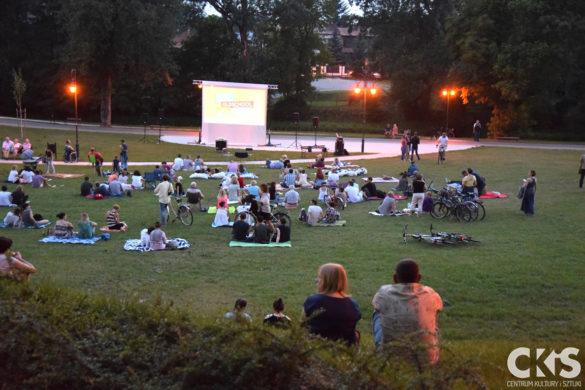Relacja Kino Oldschool nad rzeką: Hydrozagadka