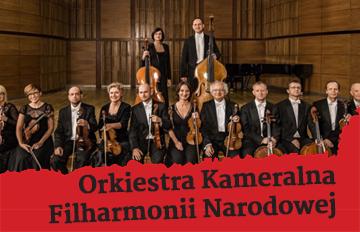 Zdjęcie Koncert Orkiestry Kameralnej Filharmonii Narodowej wramach XV Festiwalu Muzyki Romantycznej