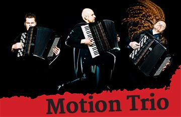 Zdjęcie Koncert Motion Trio wramach XV Festiwalu Muzyki Romantycznej