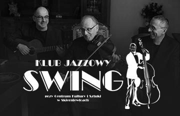 """Relacja Klub Jazzowy Swing: Zaduszki Jazzowe """"Chopin On Strings"""""""