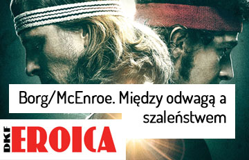 Zdjęcie DKF Eroica: Borg/McEnroe. Między odwagą aszaleństwem