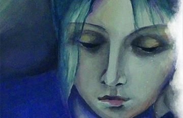 """Zdjęcie Wernisaż wystawy: """"...trzeba coś po sobie zostawić"""" – malarstwo Anny Skrzypińskiej (1966-1990)"""