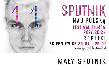 Zdjęcie Sputnik nad Polską: Mały sputnik
