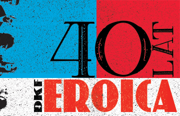 Relacja 40-lecie DKF Eroica