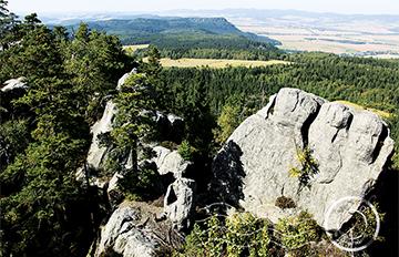 Zdjęcie Podróże bliższe idalsze: Góry Stołowe. Tajemniczy świat Skalnych Miast