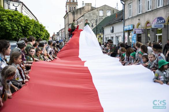Relacja Dzień flagi RP