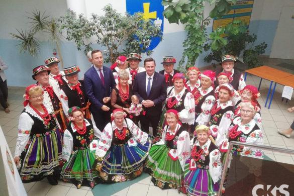 Relacja Ustronie: Wojewódzkie Dni Seniora