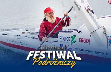 Relacja Skierniewicki Festiwal Podróżniczy