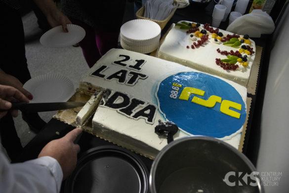 Relacja 21. urodziny radia RSC