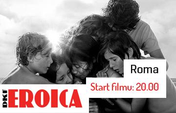 Zdjęcie DKF Eroica: Roma +prelekcja