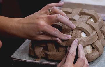 Zdjęcie Rodzinne warsztaty ceramiczne -upominki na dzień kobiet