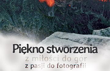 Zdjęcie Wernisaż wystawy Jacka Milczarka: Piękno stworzenia zmiłości do gór zpasji do fotografii
