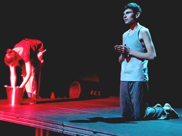 Zdjęcie Teatr Negatyw -start zajęć