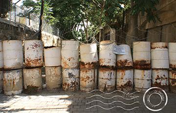 Zdjęcie Podróże bliższe idalsze: Nikozja -miasto za murem