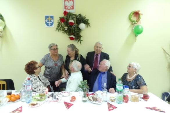 Relacja Klub Seniora: Zabawa Karnawałowa