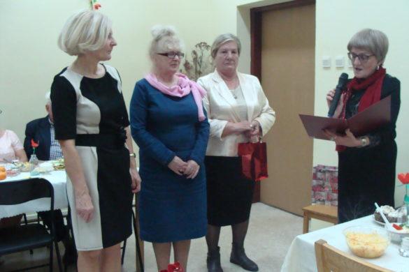 Relacja Klub Seniora Przyjaźń: Spotkanie klubowe