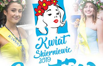 Zdjęcie Casting do konkursu Kwiat Skierniewic 2019