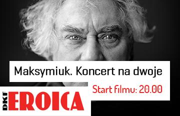 Zdjęcie DKF Eroica: Maksymiuk. Koncert na dwoje