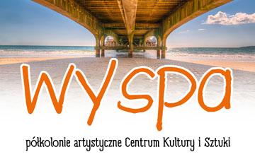 Zdjęcie Wyspa -półkolonie artystyczne Centrum Kultury iSztuki