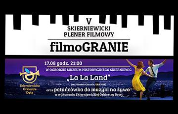 "Relacja FilmoGRANIE: ""La La Land"" oraz potańcówka! |Plener"