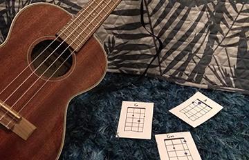 Zdjęcie Warsztaty ukulele
