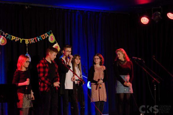 Relacja 5urodziny grupy wokalnej Singers