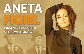 """Zdjęcie Klub jazzowy SWING: Aneta Figiel """"Piosenki zKabaretu Starszych Panów"""""""