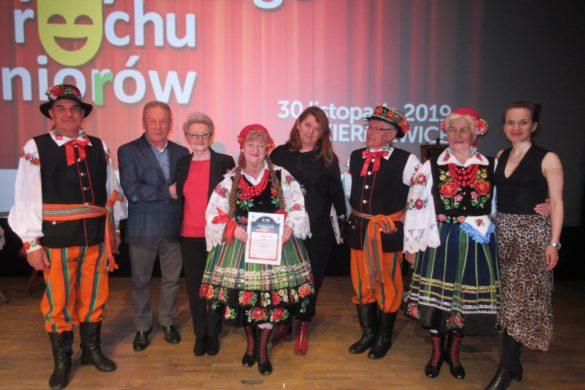 Relacja XXV Wojewódzki Przegląd Artystyczny Ruchu Seniorów zUstroniem